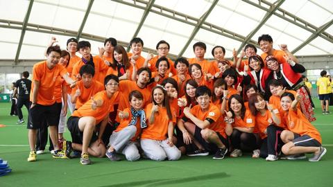 大人の運動会2015オレンジ