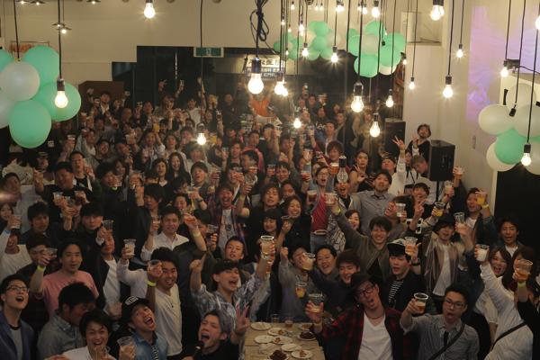 大人の運動会2017年@岡山春アフターパーティー