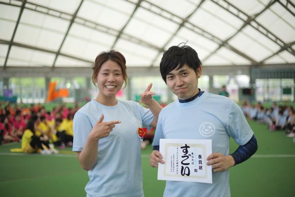 大人の運動会2017年@岡山春MVP1