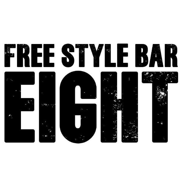barEightエイトロゴ